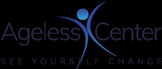 The AgeLess Center New Logo