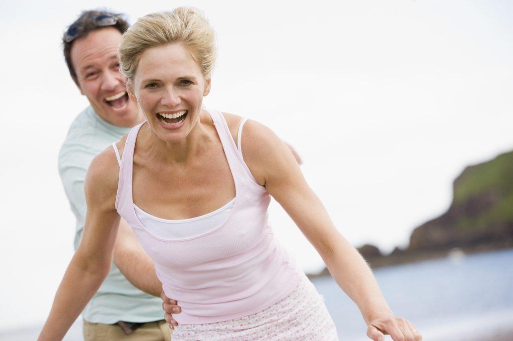 The AgeLess Center health and wellness couple